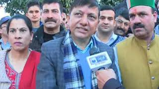NewsX Exclusive: Rajendra Rana after wining seat from Sujanpur in Himachal Pradesh Elections - NEWSXLIVE