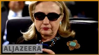 🇺🇸 FBI Clinton probe report finds investigation flawed | Al Jazeera English - ALJAZEERAENGLISH