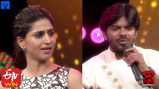 Sudigali Sudheer Try to Impress Varshini - Dhee Champions (#Dhee12) - 27th November 2019 - MALLEMALATV
