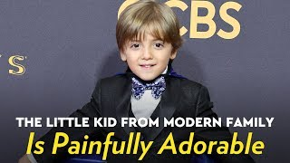 The Little Kid From Modern Family Is Painfully Adorable - POPSUGARTV