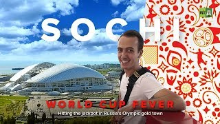World Cup Fever: Sochi. Hitting the jackpot in Russia's Olympic gold town - RUSSIATODAY