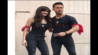 Romancing Tiger Shroff was easier than romancing Sushant Singh Rajput: Disha Patani - ABPNEWSTV