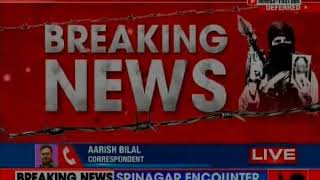 Srinagar Encounter: Big win for forces in the valley; 3 terrorists gunned down - NEWSXLIVE
