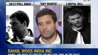 Rahul Gandhi: We need to promote industry and protect our environment - NewsX - NEWSXLIVE