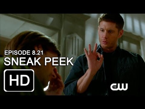 Supernatural 8x21 Sneak Peek - The Great Escapist [HD]
