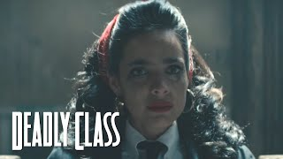 DEADLY CLASS | Season 1, Episode 6: Sneak Peek | SYFY - SYFY