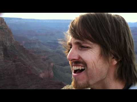 Impromptu Grand Canyon iPhone Music Video
