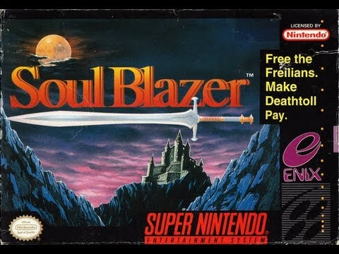 Soul Blazer Video Walkthrough