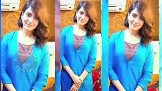 Actress Samantha Akkineni Craze In Rajamandry | Samantha Kick Starts U-Turn Remake - RAJSHRITELUGU
