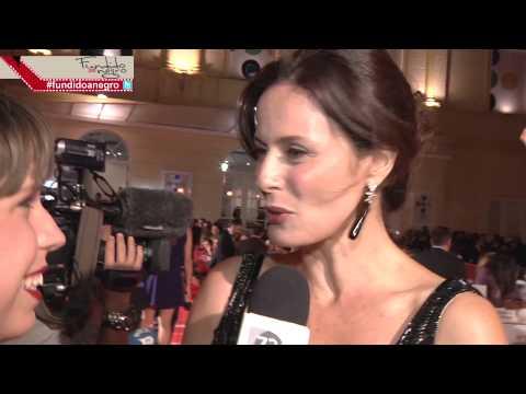 Aitana Sánchez Gijón en la Alfombra Roja #17festivalamalaga #fundidoanegro