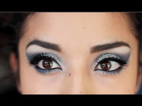 New Year's Eve Makeup Tutorial -NKWadjHuADM