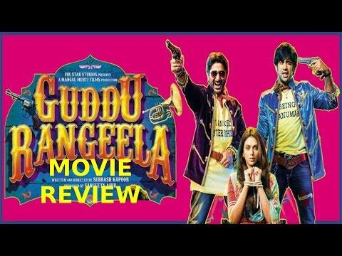 Film Review - Guddu Rangeela