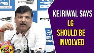 Delhi's IAS Officers Want to Talk, Kejriwal Says that LG Should be Involved | Mango News - MANGONEWS