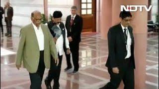 पुलवामा हमले पर संसद में सर्वदलीय बैठक - NDTVINDIA