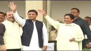 Alliance can be announced between SP and BSP on Mayawati's birthday: Sources - NEWSXLIVE