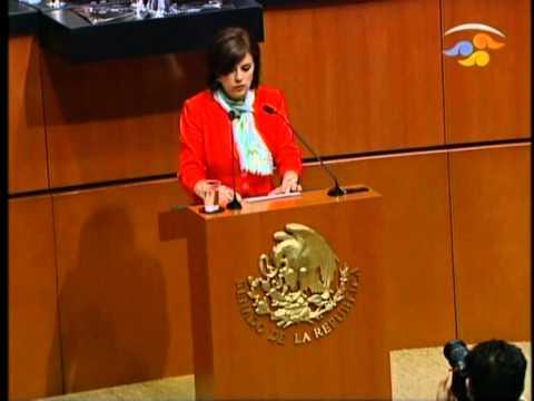 Cada año nacen 15 millones de niños prematuros: Senadora Hilda Flores Escalera
