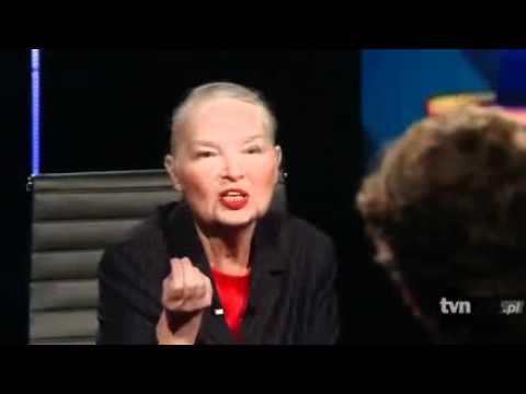 Palikot kontra Staniszkis w TVN