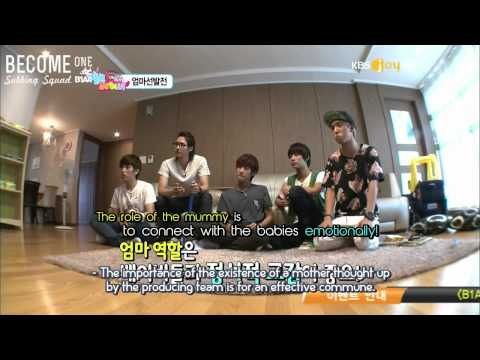 [B1SS] 120824 Hello Baby Season 6 with B1A4 - Episode 5 (2/4)
