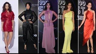 Rakul Preeth | Pooja Hedge | Tamannaah | Shruti Haasan | At GQ 100 Best Dressed Awards 2019 - RAJSHRITELUGU