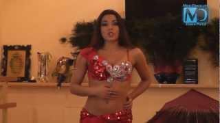 Танец живота. Видео урок №1 от MostDance.com (А. Кушнир)