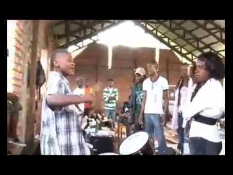 Retour de Innocent Balume à Goma [www.ladynadiaproductions.com]