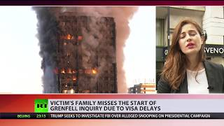 The start of justice? Grenfell Tower fire inquiry begins - RUSSIATODAY