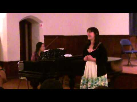 BAA Senior Recital 2011 - Rosemary Onofri - 5 - Popular