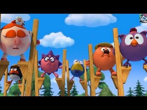 Кадр из мультфильма «Смешарики. Новые приключения. Стакан воды»