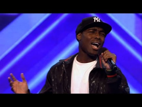 Derry Mensah s audition The X Factor 2011 Full Version