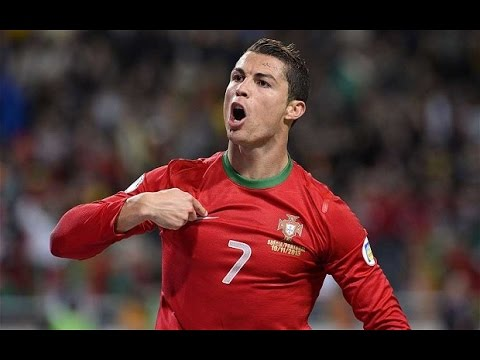 World's Best Soccer Skills #12 (FT. CRISTIANO RONALDO) (Music Video) HD