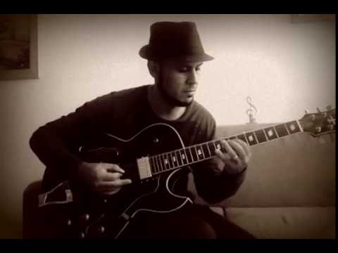Human Nature (Michael Jackson) - by Dário Figueiredo. (Jazz Guitar instrumental)