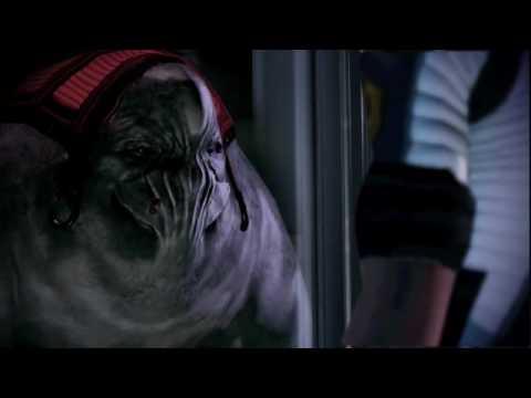 Mass Effect 2 Secret Romance Gameplay