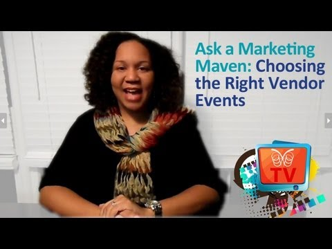 AMM: Choosing the Right Vendor Events for Your Business