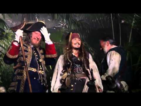 Pirates of the Caribbean: On Stranger Tides - Behind the Scenes (5)