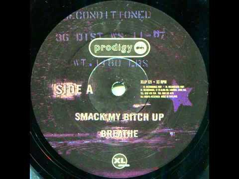 The Prodigy - breathe [HQ vinyl]