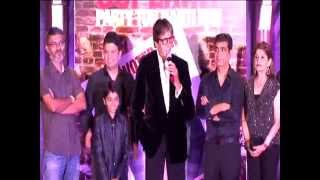 Amitabh Bachchan At success Party Of Bhoothnath Returns - THECINECURRY