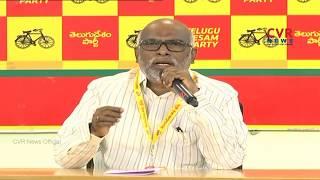 బీజేపీ పార్టీకి తెలుగు వాళ్ళు అంటే ద్వేషం : Dokka Manikya Vara Prasad Slams BJP & YCP | CVR News - CVRNEWSOFFICIAL