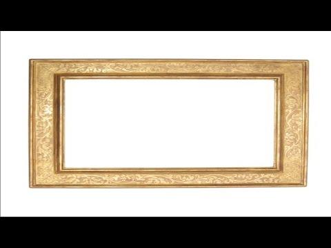 Curso Pintura Decorativa em Molduras e Fabricação de Telas e Painéis - Passe-Partout - Cursos CPT