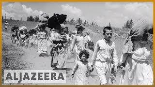 Al-Nakba | Al Jazeera's News Special - ALJAZEERAENGLISH