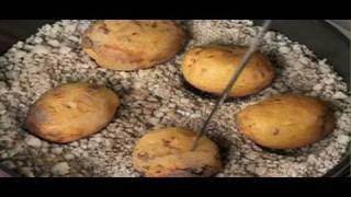 Roasted potatoes in pan recipe
