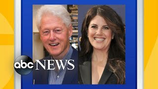 Hillary Clinton speaks out on Monica Lewinsky - ABCNEWS