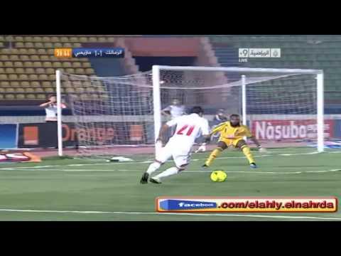 اهداف مباراة الزمالك & مازيمبى 1-2 دوري ابطال افريقيا HD
