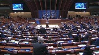 """البرلمان الأوكراني يصف روسيا بـ""""الدولة المعتدية"""""""