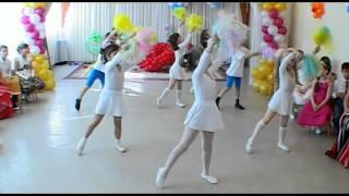 Детский сад № 12  Танец Черлидинг 290513