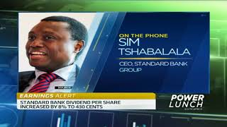 Standard Bank posts strong H1 earnings in tough operating environment - ABNDIGITAL