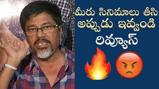 Tenali Ramakrishna BA.BL Movie Director Fires On Movie Critics - TFPC