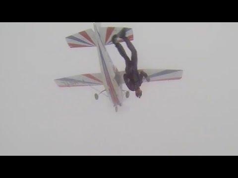 Thunderstorm Skydive. Bad Idea.