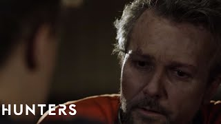 HUNTERS | On The Next Episode 'The More I See You' | Syfy - SYFY