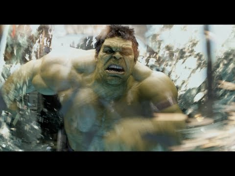 Marvel Avengers Assemble (2012) Watch the Official trailer | HD