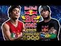 Pelezinho vs Cico Red Bull BC One 2005